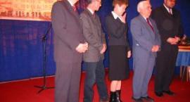 LOKALNE PARTNERSTWO - wręczenie Nagród Burmistrza Gminy Kartuzy za rok 2003