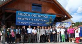 Wielkie wędkowanie w Ostrzycach