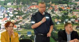 Debatowali o bezpieczeństwie w gminie Sierakowice
