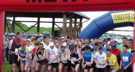 Ponad 200 biegaczy zdobywało Kaszubski Olimp