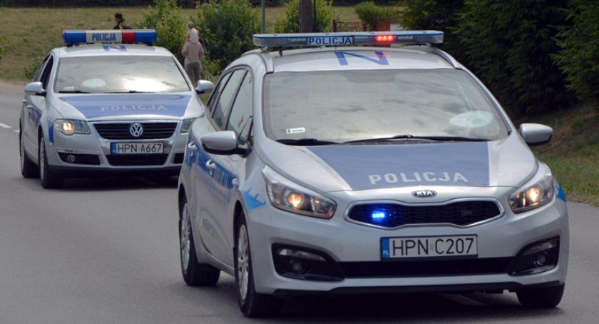 Kronika policyjna, Zawodnik Kaszubii zaatakowany podczas meczu Lęborku - zdjęcie, fotografia