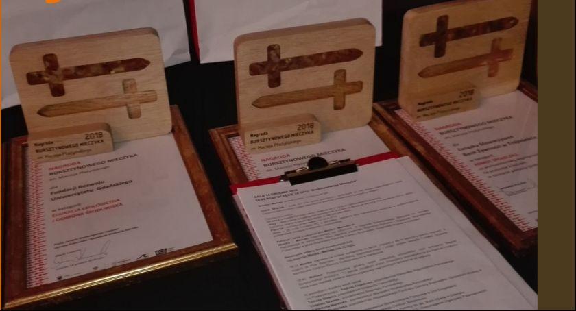 Organizacje pozarządowe, Zgłoś swoją organizację udział jubileuszowej edycji Nagrody Bursztynowego Mieczyka! - zdjęcie, fotografia