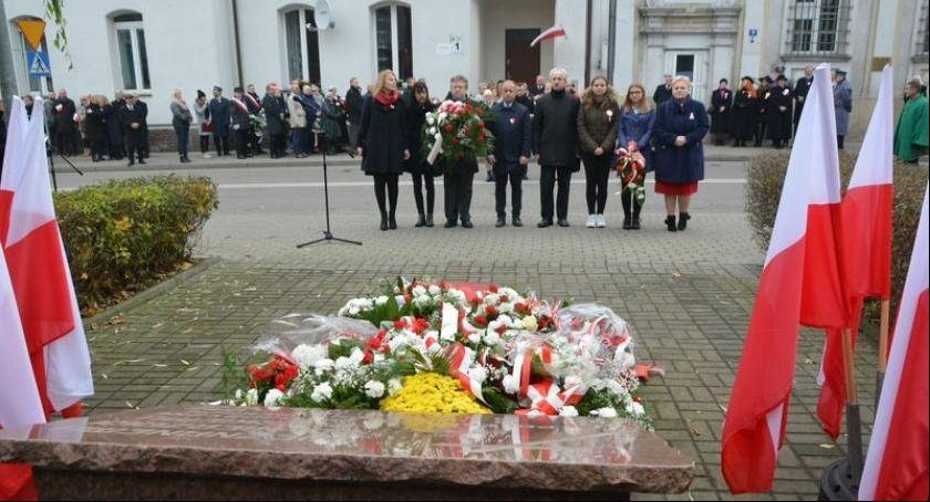 Uroczystości patriotyczne, Powiatowe Obchody Narodowego Święta Niepodległości Kościerzynie - zdjęcie, fotografia