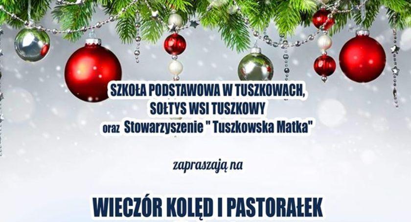 Styl życia, Koncert kolęd pastorałek Tuszkowach - zdjęcie, fotografia
