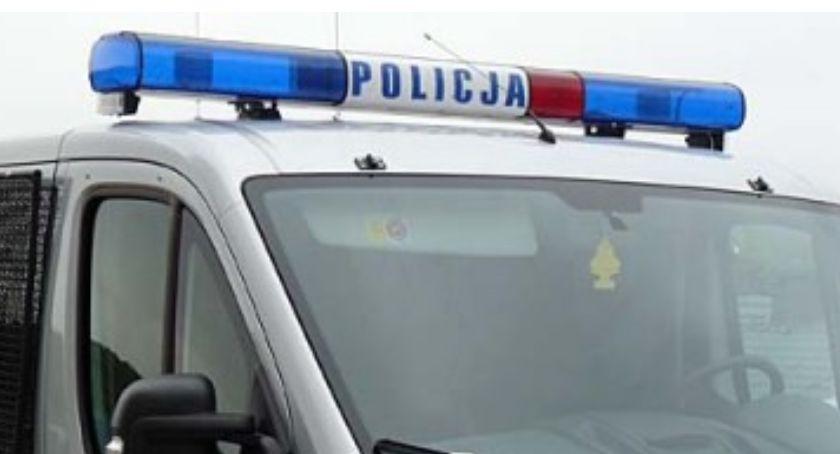 Kronika policyjna, Jeden złodziei rękach policji Pozostali poszukiwani - zdjęcie, fotografia