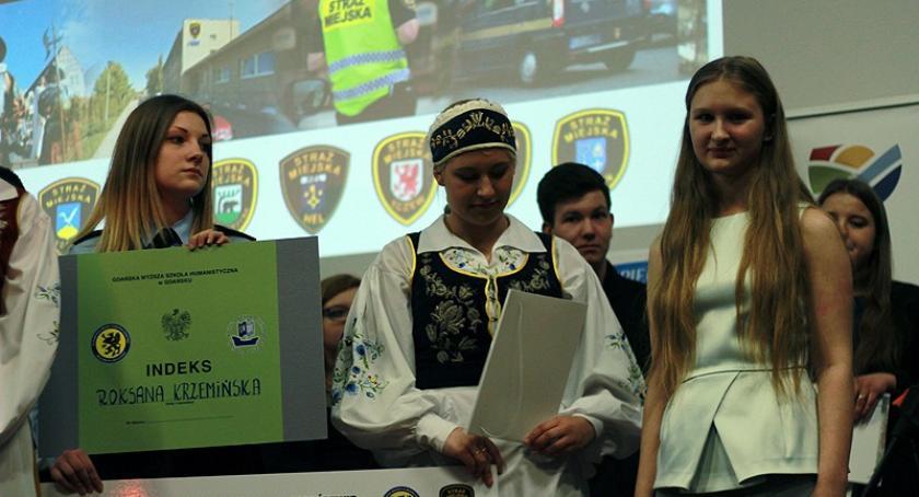 Szkoły podstawowe, Kościerzyna Finał Olimpiady Wiedzy Bezpieczeństwie - zdjęcie, fotografia