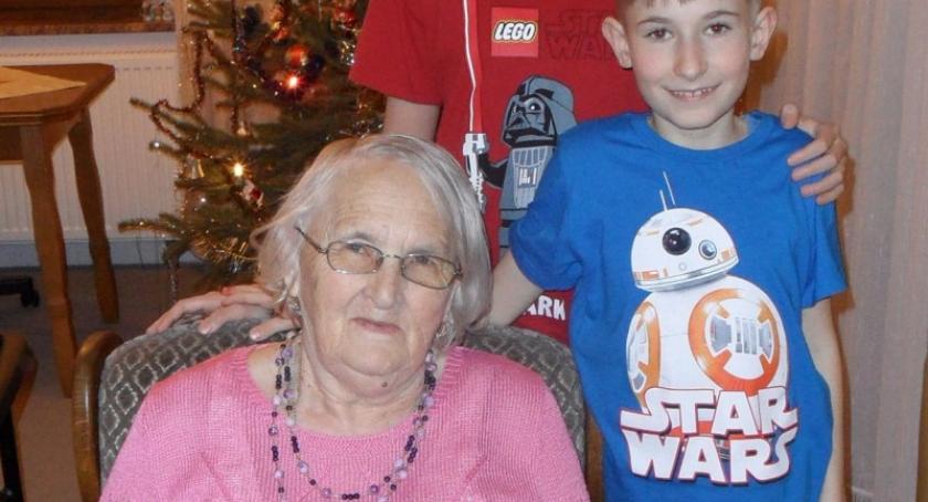 Seniorzy, Życzenia Dzień Babci Dziadka - zdjęcie, fotografia