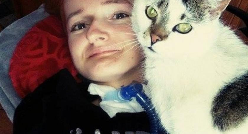 Akcje społeczne i charytatywne, Tomaczkowska walczy zdrowie pomóc może każdy - zdjęcie, fotografia