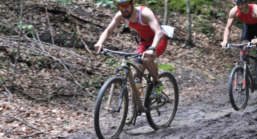 Triathlon, Triathlon Złotej Górze - zdjęcie, fotografia