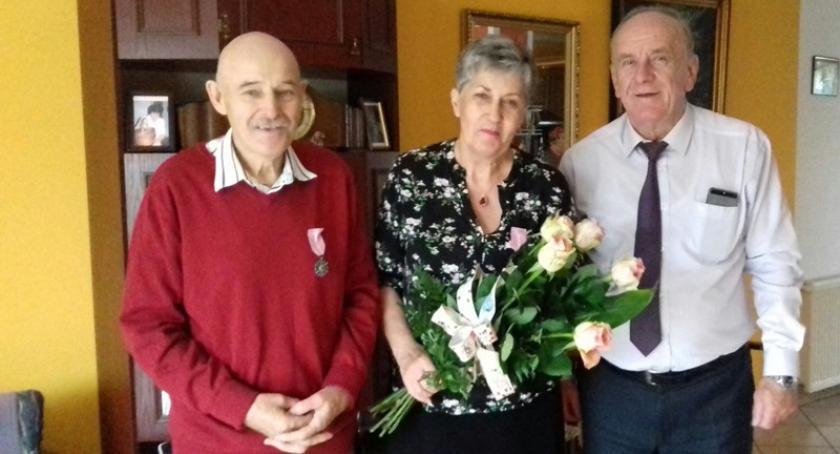 Seniorzy, Stara Kiszewa Kolejne złote uhonorowane medalami - zdjęcie, fotografia