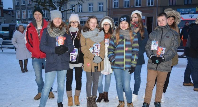 Akcje społeczne i charytatywne, Wielka Orkiestra Świątecznej Pomocy Finał niedzielę! - zdjęcie, fotografia