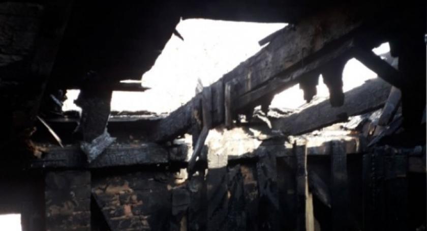 Akcje społeczne i charytatywne, Kościerzyna pożarze stracili dobytek życia potrzebna pomoc pogorzelców - zdjęcie, fotografia