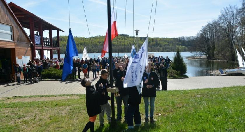 Żeglarstwo, Pomorski sezon żeglarski zainaugurowany - zdjęcie, fotografia