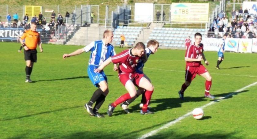 Piłka nożna, Kaszubia - zdjęcie, fotografia