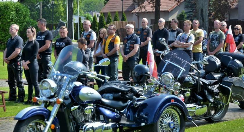 Religia, Motocykliści Sercu Kaszub modlili bezpieczny sezon - zdjęcie, fotografia