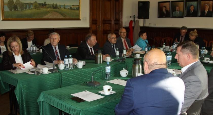 Wybory, Powiat kościerski Podsumowanie kadencji - zdjęcie, fotografia