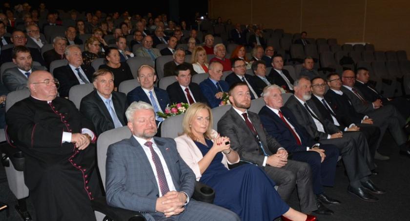 Wieści z samorządów, Jubileusz lecia Samorządu Powiatu Kościerskiego - zdjęcie, fotografia