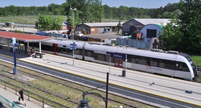 Transport, Opóżnienia linii - zdjęcie, fotografia