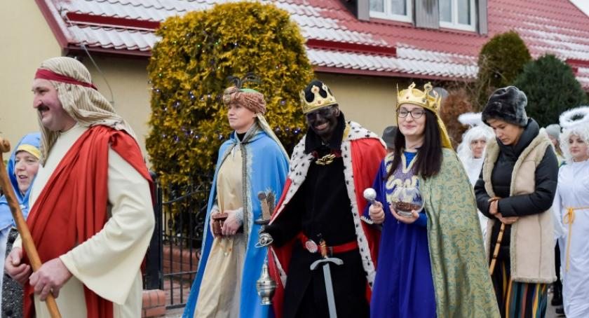 Religia, Opowieść nawróceniu Orszak Trzech Króli Osowie - zdjęcie, fotografia