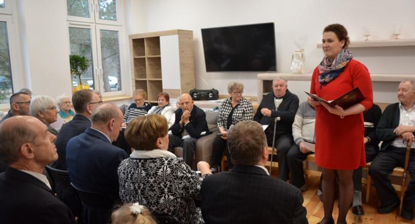 Seniorzy, Dzienny Pobytu Senior+ Wygoninie uroczyście otwarty - zdjęcie, fotografia