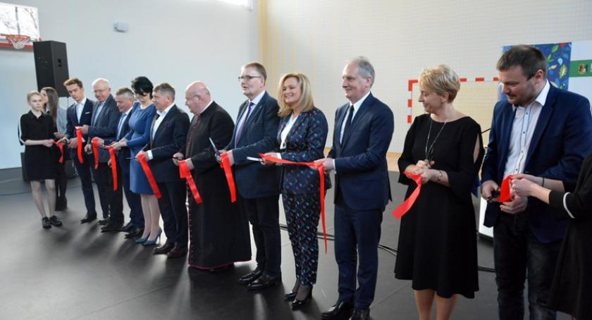 Inwestycje, Kościerzyna nową salę gimnastyczną - zdjęcie, fotografia