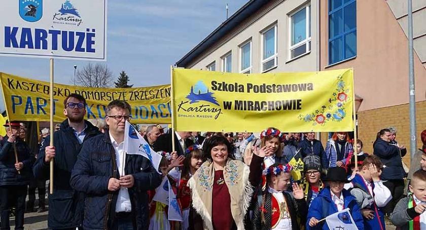 Kaszubszczyzna, Dzień Jedności Kaszubów pierwszy Żukowie - zdjęcie, fotografia