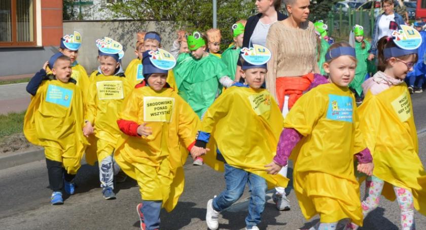 Ochrona środowiska i ekologia, Światowe Obchody Ziemi Kościerzynie - zdjęcie, fotografia