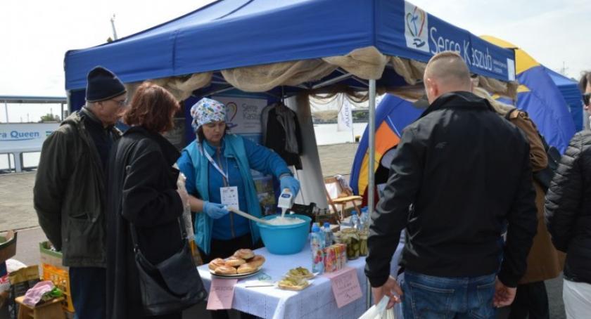 Imprezy, Serce kaszub Pikniku Odrą Szczecinie - zdjęcie, fotografia