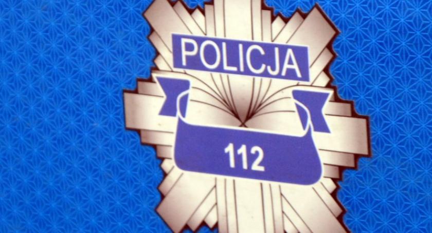 Kronika policyjna, Kościerzyna latek jechał uprawnień - zdjęcie, fotografia