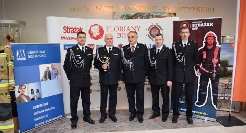 Straż pożarna, Strażacki Oscar Karsin - zdjęcie, fotografia
