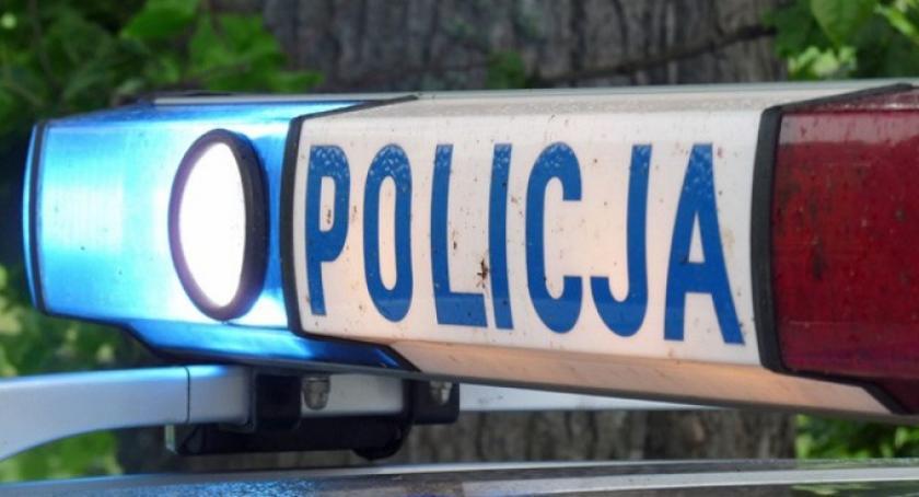 Kronika policyjna, Policjanci odnaleźli zaginionego latka - zdjęcie, fotografia