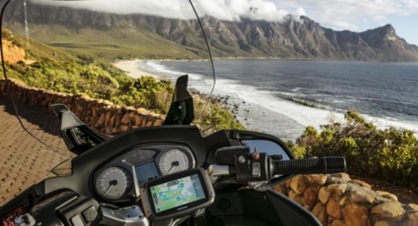 Artykuł sponsorowany, wybrać nawigację motocyklową - zdjęcie, fotografia