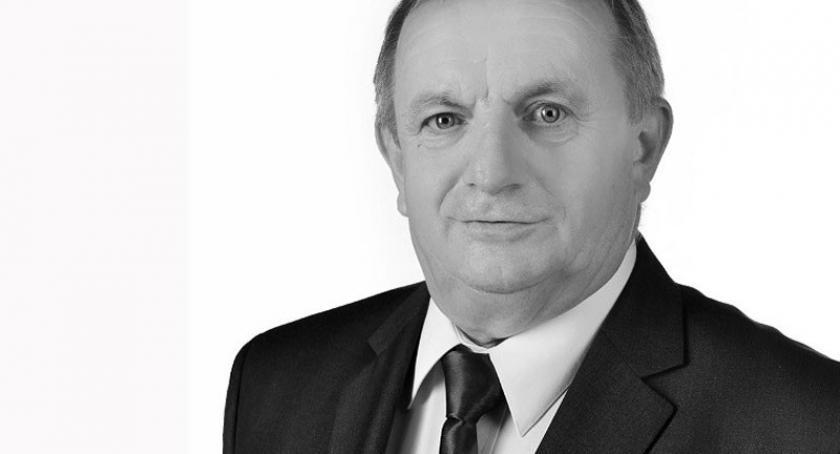 Odeszli od nas..., żyje Edmund Ostrowski wieloletni skarbnik gminy Kościerzyna - zdjęcie, fotografia