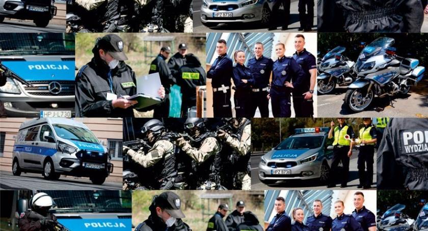 Policja, Wstąp Policji Sprawdź dlaczego warto - zdjęcie, fotografia