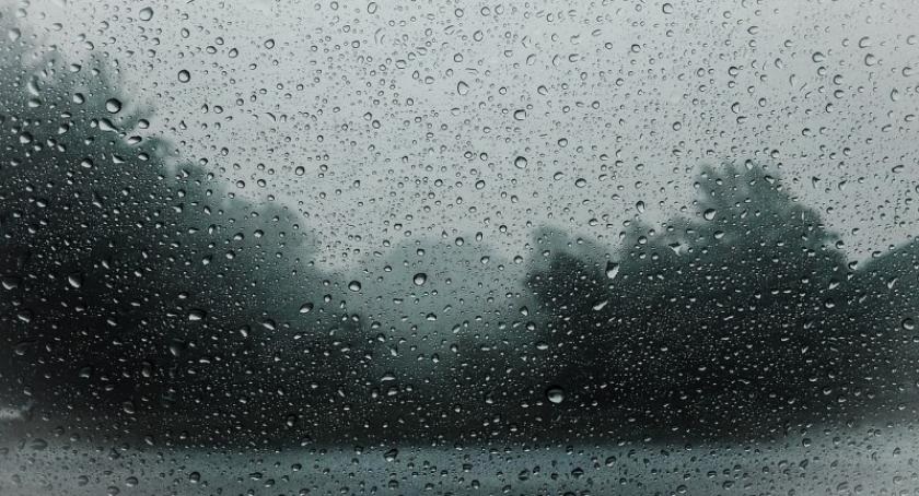 Ostrzeżenia pogodowe, Wydano ostrzeżenia przed ulewami - zdjęcie, fotografia