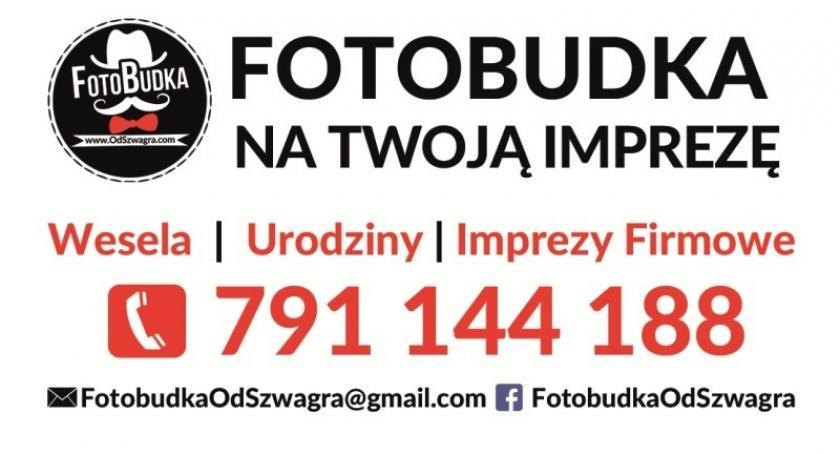 Artykuł sponsorowany, Rozkręć każdą imprezę Fotobudką Szwagra! - zdjęcie, fotografia