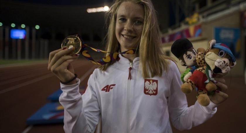 Biegi, Olimpia Breza złotem Mistrzostw Europy! pierwszą Polką która dokonała - zdjęcie, fotografia