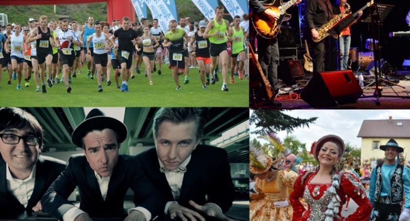 Zapowiedzi, Weekend Świętem Lipusza folklorem świata biegami - zdjęcie, fotografia