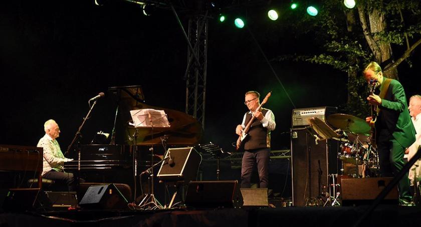 Imprezy, Sulęczyno Krzesimir Dębski zakończenie edycji Jazzu Lesie - zdjęcie, fotografia
