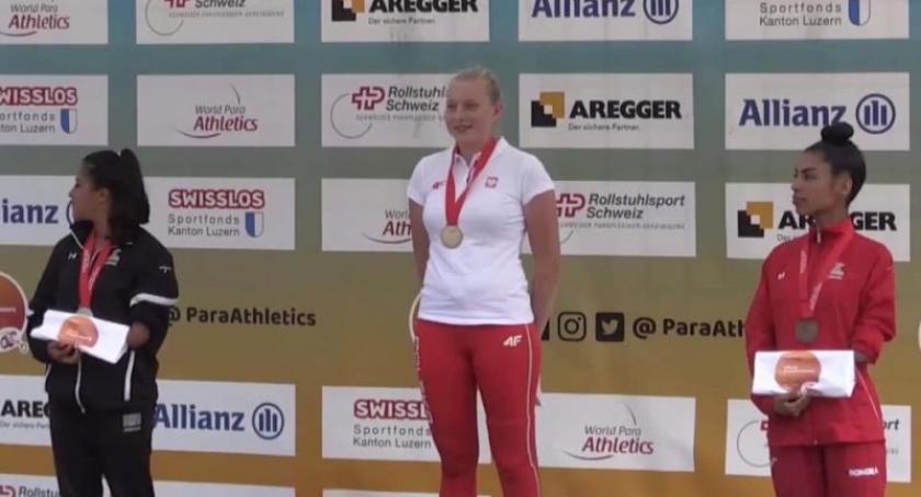 Pozostałe sporty, Faustyna Kotłowska podwójną Mistrzynią Świata - zdjęcie, fotografia