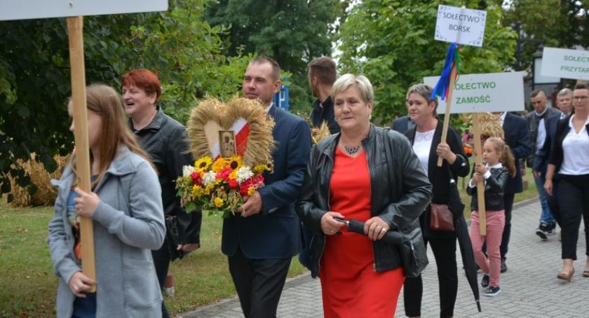 Imprezy, Święto plonów gminy Karsin Wielu - zdjęcie, fotografia
