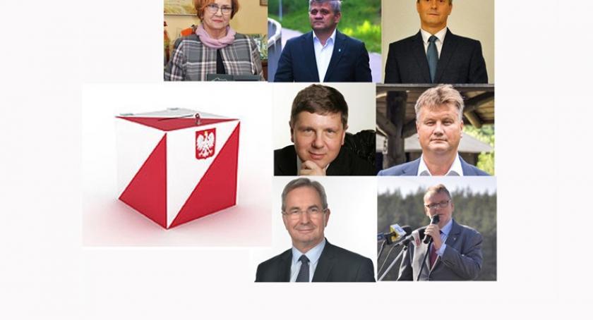Wybory, powalczą mandat posłów senatora [Lista kandydatów] - zdjęcie, fotografia