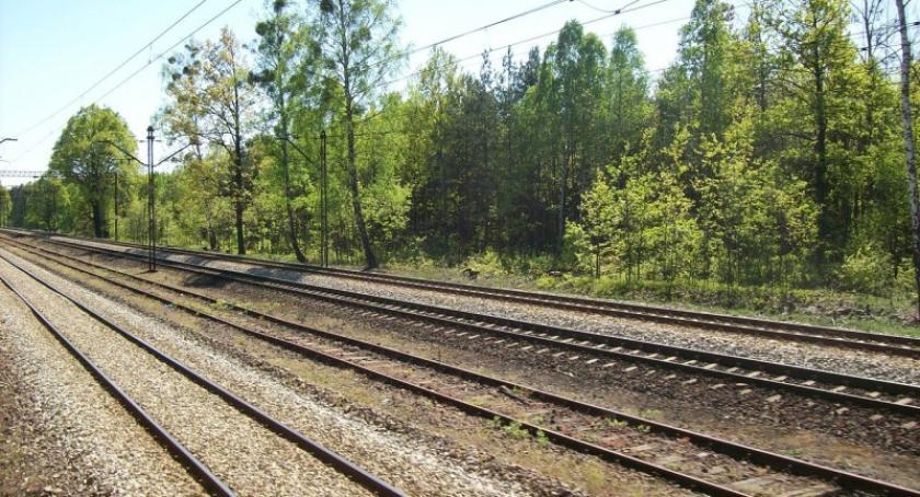 Interwencje, Ciemna strona rewitalizacji kolei Pociąg towarowy minut Mieszkańcy protestują - zdjęcie, fotografia