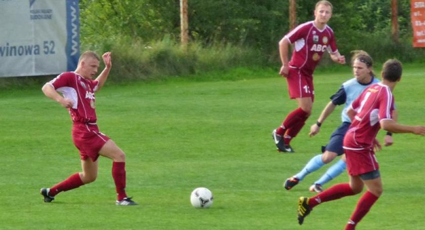 Piłka nożna, Kaszubia sprostała Przodkowo - zdjęcie, fotografia