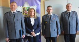Kom. Adam Bork oficjalnie zastępcą komendanta powiatowego