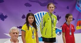 Anna Tarnowska ze złotym, a Kinga Klasa z brązowym medalem Pucharu Europy Juniorów w pływaniu w płetwach