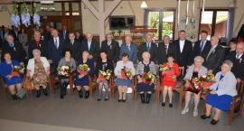 Złote, diamentowe i szmaragdowe małżeństwa z gminy Liniewo świętowały swoje jubileusze