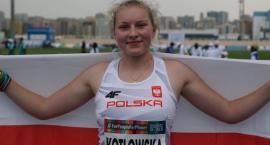 Faustyna Kotłowska medalistką Mistrzostw Świata