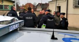 Alarm bombowy w kościerskiej komendzie Policji