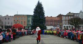 Spotkanie z Mikołajem w Kościerzynie
